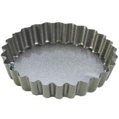 Carbon Steel Non-Stick Mini Tart Pan 10x2cm (4)