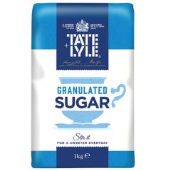 Fairtrade White Granular Sugar 1kg (15)