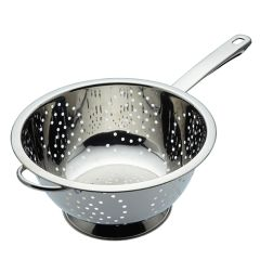 Long Handled Colander 9.5""