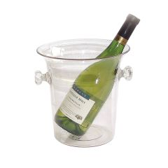 Clear Acrylic Wine Cooler Bucket