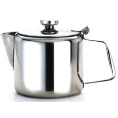 Stainless Steel Teapot 1ltr