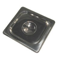 Stainless Steel Gastronorm Lid, 1/6.