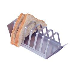 Stainless Steel Toast Rack & Tray