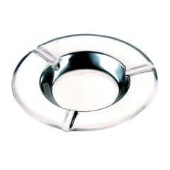 Stainless Steel Ashtray 5""