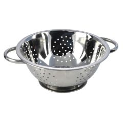 Stainless Steel Rice Colander 9""