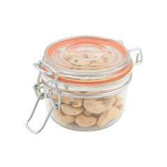 Glass Terrine Jar 125ml.