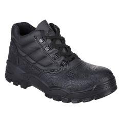Portwest Black Steelite Protector Boots S1P Size 12