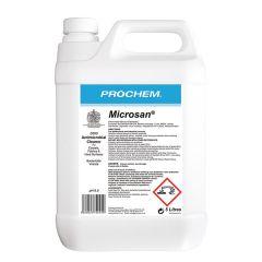 Prochem Microsan Multi Surface Biocidal Carpet Cleaner 5ltr