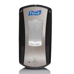 Purell LTX-12 Black & Chrome Dispenser 1200ml