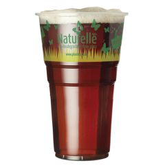 Oxo-Biodegradable Flexy Pint Glass LCE 20oz