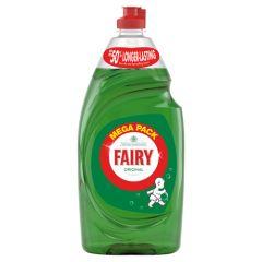 Fairy Original Hand Washing Up Liquid 900ml (6)