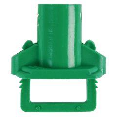 Green Socket & Clip For Eco Mop Refill