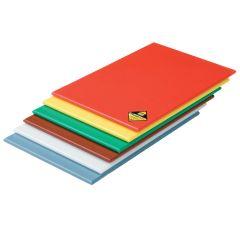 Rowplas Yellow High Density Chopping Board
