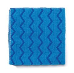 Jangro HYGEN Blue Microfibre General Purpose Cloth
