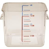 Rubbermaid Space Saving Container, 5.7ltr.