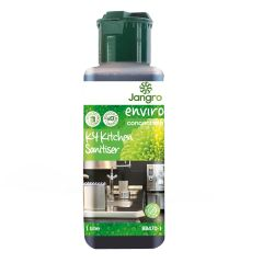 Jangro Enviro K4 Kitchen Cleaner Sanitiser 1 Litre Concentrate