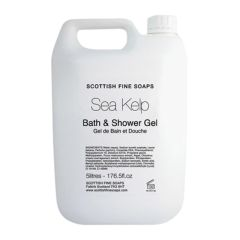 Sea Kelp Bath & Shower Gel 5ltr (Case of 2)