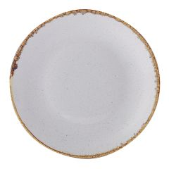 Seasons Stone Coupe Plate 11""