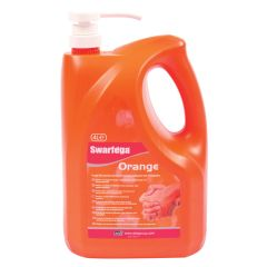 Swarfega Orange Hand Cleaner 4ltr Cartridge