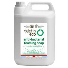 Delphis Eco Antibacterial Foam Soap 5ltr