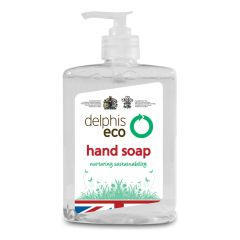 Delphis Eco Hand Soap 500ml (12)