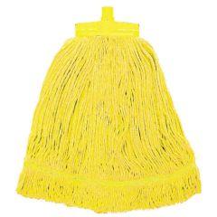 Yellow SYR Interchange Scourer Mop