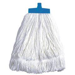 Blue Stayflat Cotton Kentucky Mop Head 16oz.
