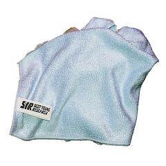 Blue Budget Microfibre Cloth 40cm (10)