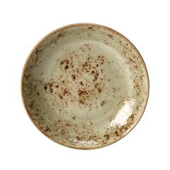 Steelite Green Craft Coupe Bowl 8""