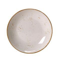 "Steelite White Craft Coupe Bowl 8"" (24)"