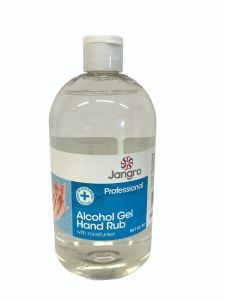 JANGRO ALCOHOL HAND GEL 500ML IPA FLIP TOP
