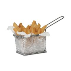 Square Mini Fry Basket