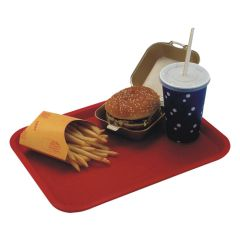 "Progrip Red Tray 12""x16"""