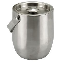 Double Walled Stainless Steel Ice Bucket