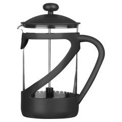 Matt Black Cafetiere 6 Cup