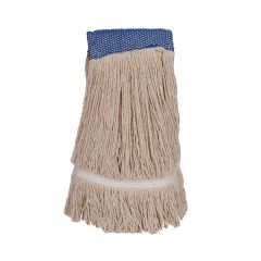 Jangro Blue Roughneck Kentucky Mop Head 16oz