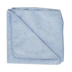 Jangro Exel Blue Microfibre Cloth