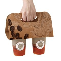 PortaDrink 2 Cup Carrier For Paper Cups (500)