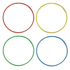 Unger erGo! Set of 4 Color O-Rings Complete