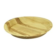 "Vegware Round Palm Plate 10"""