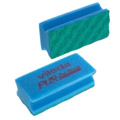 Vileda Blue PurActive Sponge Scourer