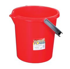 Wham Red Bucket 10ltr