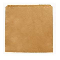 """Brown Paper Bags 10""""x10"""" (1000)"""