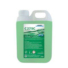 Winterhalter C27SC Super Conc. Washing Up Liquid 2ltr (2)