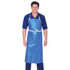 Blue PVC Nylon Apron
