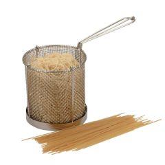 "Spaghetti Blancher Basket 6"""