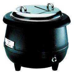 Electric Wet Heat Soup Kettle 10ltr.