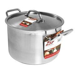 """ZSP Stainless Steel Saucepot 9.5"""" 7.8ltr"""