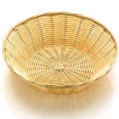 "Round Polywicker Basket 10"""