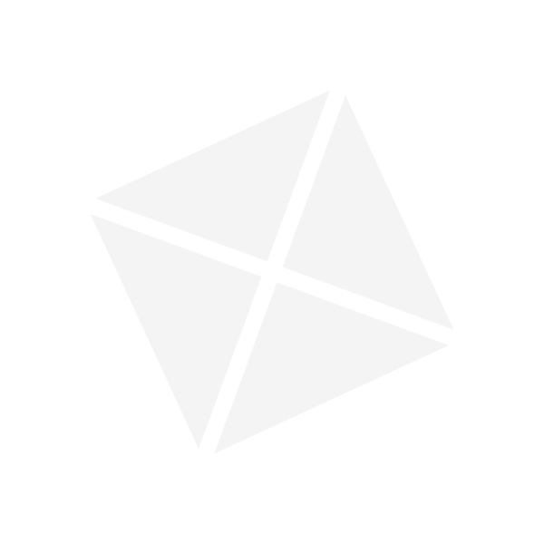 "Churchill Lotus White Triangle Bowl 7.25""/184mm (12x1)"